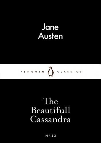 Okładka książki The Beautifull Cassandra Jane Austen
