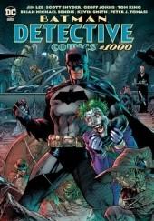 Okładka książki Batman - Detective Comics #1000