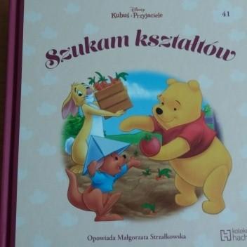 Okładka książki Szukam kształtów Małgorzata Strzałkowska