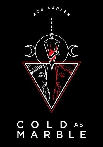 Okładka książki Cold as Marble Zoe Aarsen