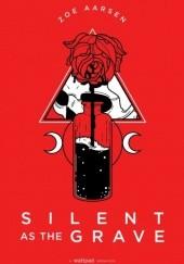 Okładka książki Silent as the grave