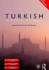 Okładka książki Colloquial Turkish