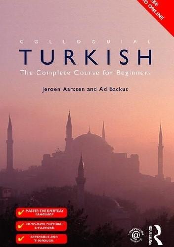 Okładka książki Colloquial Turkish praca zbiorowa