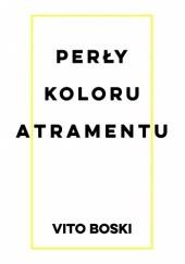 Okładka książki Perły koloru atramentu