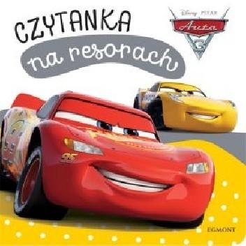 Okładka książki Auta 3. Czytanka na resorach Małgorzata Fabianowska