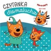 Okładka książki Kot-o-ciaki. Czytanka dla malucha