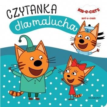 Okładka książki Kot-o-ciaki. Czytanka dla malucha Elżbieta Kownacka