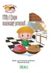 Okładka książki Filip i jego smaczny prezent
