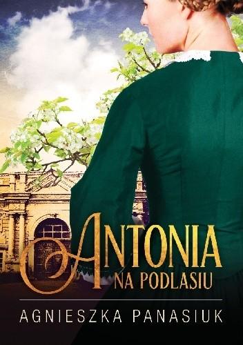 Okładka książki Antonia Agnieszka Panasiuk