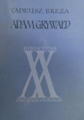 Okładka książki Adam Grywałd