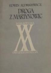 Okładka książki Droga z Martynowic