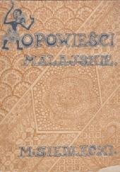 Okładka książki Opowieści malajskie