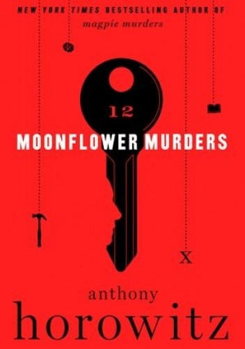 Okładka książki Moonflower Murders Anthony Horowitz