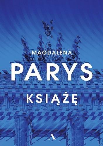 Okładka książki Książę Magdalena Parys