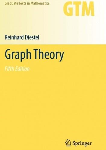 Okładka książki Graph Theory Reinhard Diestel
