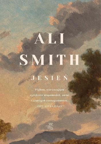 Okładka książki Jesień Ali Smith
