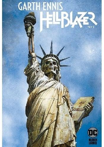 Okładka książki Hellblazer. Tom 5 Glyn Dillon,Steve Dillon,Garth Ennis,William Simpson,Peter Snejbjerg