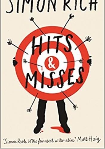 Okładka książki Hits and Misses Simon Rich