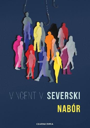 Okładka książki Nabór Vincent V. Severski