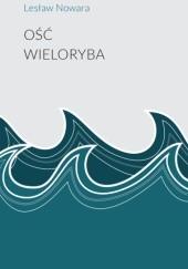 Okładka książki Ość wieloryba