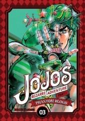 Okładka książki JoJo's Bizarre Adventure: Part 1 - Phantom Blood, tom 3