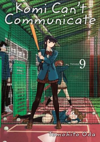 Okładka książki Komi Can't Communicate, Vol. 9 Tomohito Oda