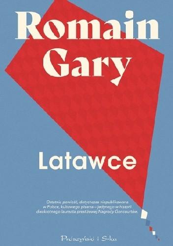 Okładka książki Latawce Romain Gary