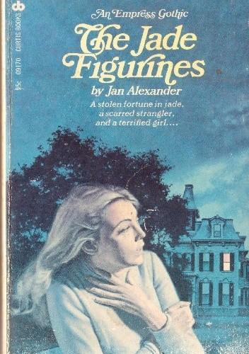 Okładka książki The Jade Figurines Jan Alexander