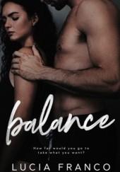 Okładka książki Balance