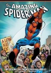 Okładka książki Amazing Spider-Man- Epic Collection- The Secret of the Petrified Tablet