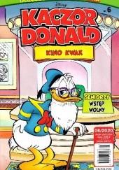 Okładka książki Kaczor Donald, nr 6 (1007) / 2020
