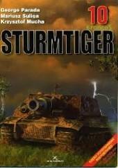 Okładka książki Sturmtiger
