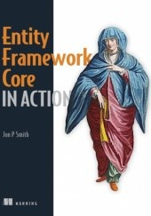 Okładka książki Entity Framework Core in Action