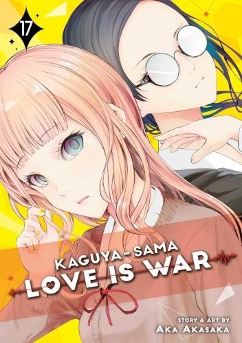 Okładka książki Kaguya-sama: Love Is War, Vol. 17 Aka Akasaka