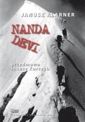 Okładka książki Nanda Devi
