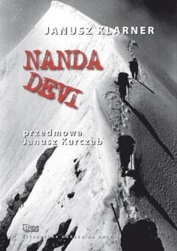 Okładka książki Nanda Devi Janusz Klarner