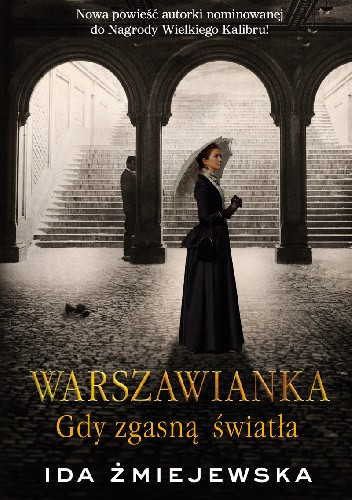 Okładka książki Gdy zgasną światła Ida Żmiejewska