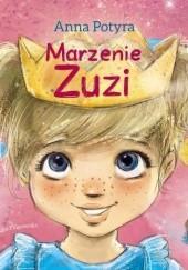 Okładka książki Marzenie Zuzi