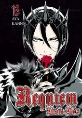 Okładka książki Requiem Króla Róż 13