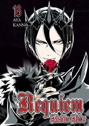 Okładka książki Requiem Króla Róż 13 Aya Kanno