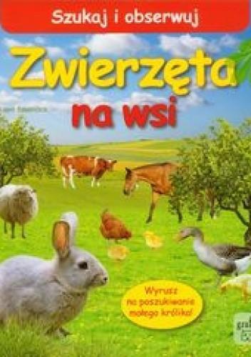Okładka książki Zwierzęta na wsi Lieve Boumans