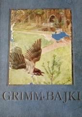 Okładka książki Bracia Grimm bajki z ilustracjami