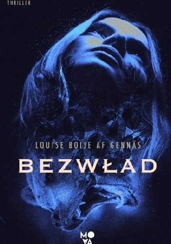 Okładka książki Bezwład Louise Boije af Gennäs