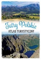 Okładka książki Atlas Turystyczny Tatry Polskie