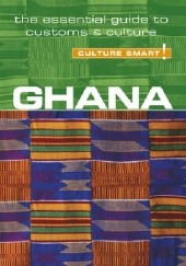 Okładka książki Ghana - Culture Smart! The essential guide to customs & culture
