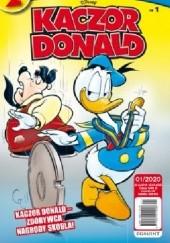 Okładka książki Kaczor Donald, nr 1 (1002) / 2020