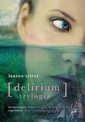 Okładka książki Delirium Trylogia