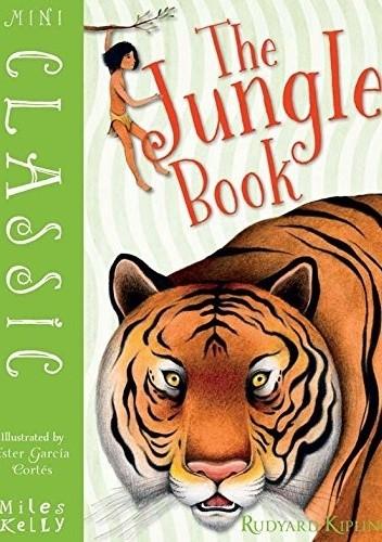 Okładka książki The Jungle Book Rudyard Kipling