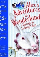 Okładka książki Alice's Adventures in Wonderland & Through the Looking-Glass