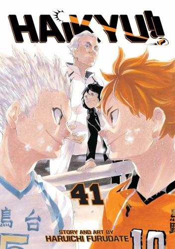 Okładka książki Haikyu!! vol. 41 Haruichi Furudate